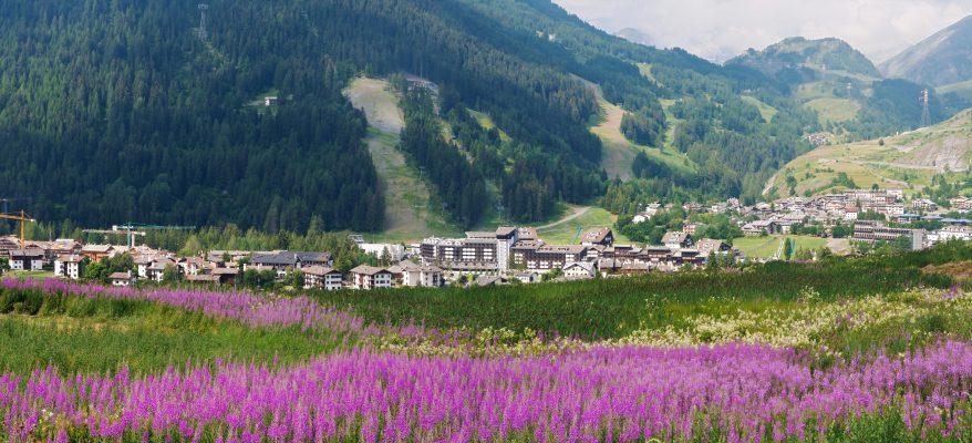 valle d'aosta itinerario naturalistico