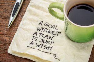 come utilizzare il planning settimanale