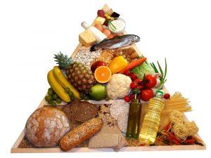 dieta equilibrata settimanale