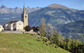 Dove andare in Val d'Aosta in autunno